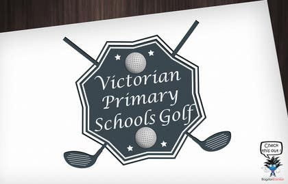 #100 for Victorian Primary Schools Golf Event - Logo Design af BDamian