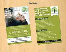 #10 untuk Design a Flyer and Banner for Cash Creation Systems oleh dinesh0805