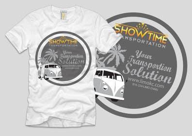 #8 untuk Design a T-Shirt for Limo Company oleh ezaz09