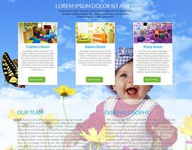 #9 cho Design a Website Mockup for A Child Care Centre bởi aryamaity