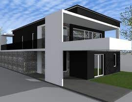 #17 for Modern House Facade af cveki
