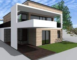 #18 for Modern House Facade af cveki