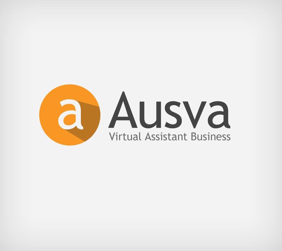 Penyertaan Peraduan #39 untuk Design a Logo for a virtual assistant business