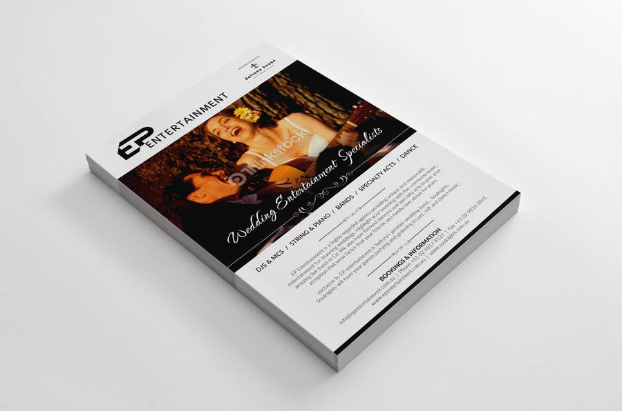Entry #75 by Brandwar for Design a Flyer and Business Card