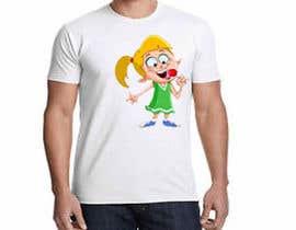 #4 for Design a T-Shirt for for small girl -- 3 af NirobAnik143