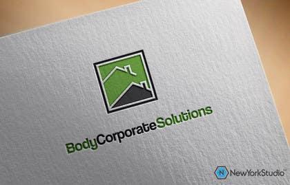 Nro 147 kilpailuun Design a Logo for company Body Corporate Solutions käyttäjältä SergiuDorin
