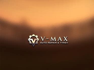 #107 for 设计徽标 for V-Max af sdartdesign