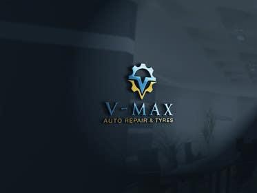#108 for 设计徽标 for V-Max af sdartdesign