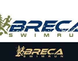 Nro 136 kilpailuun Design a Logo for Breca Swimrun käyttäjältä cbarberiu