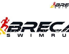 #144 untuk Design a Logo for Breca Swimrun oleh cbarberiu