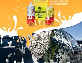 Nro 16 kilpailuun Design a Brochure for a local car wash / car detailing center käyttäjältä lola2021