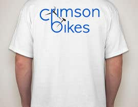 #3 para Design a T-Shirt for CrimsonBikes por TheGuyWithARock