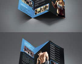 #9 for Ontwerp een Brochure for CrossFit Hasselt by patricashokrayen