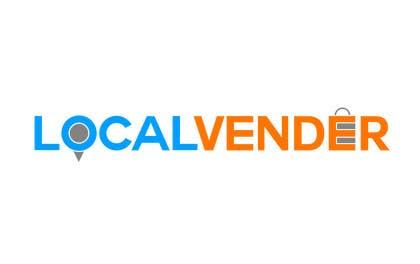 """Nro 41 kilpailuun Design a Logo for """"LocalVenedr"""" käyttäjältä Huelevel"""
