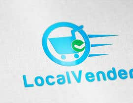 "#62 para Design a Logo for ""LocalVenedr"" por GraphicHimani"
