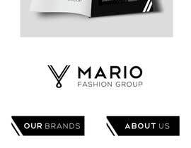 nº 19 pour Develop a Corporate Identity for Mario Fashion Group par kxhead