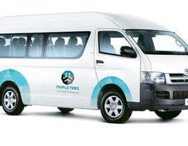 Nro 5 kilpailuun Transport Company Branding käyttäjältä sridharsilver