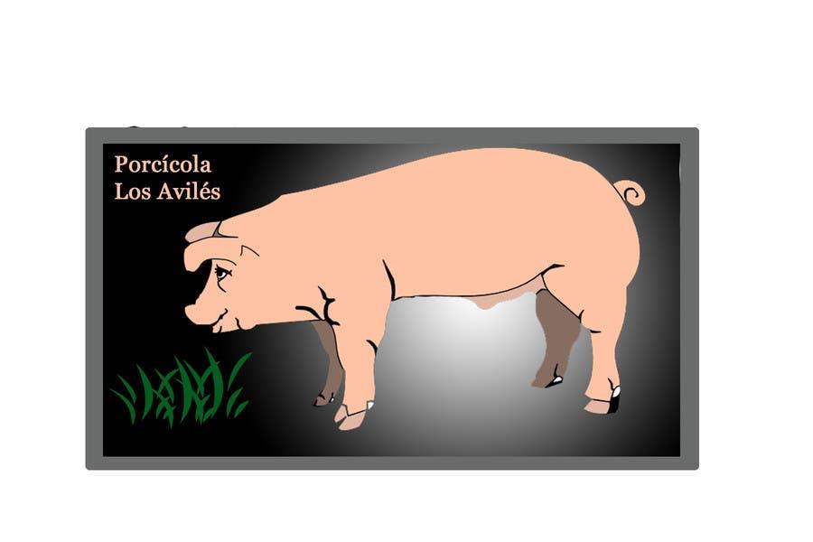 Inscrição nº                                         4                                      do Concurso para                                         Develop Corporative image for Granja Los Aviles