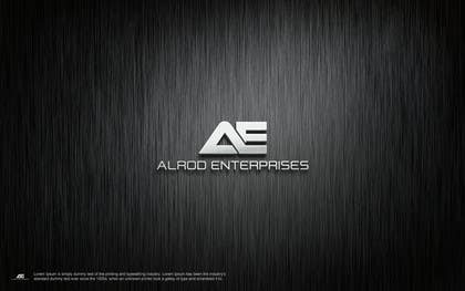 #21 for Design a Logo for AlRod Enterprises af ydgdesign