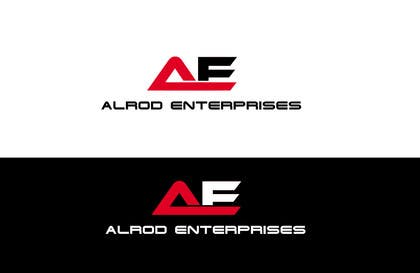 #98 for Design a Logo for AlRod Enterprises af Anatoliyaaa