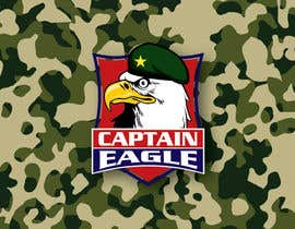 #20 for Design a Logo for CAPTAIN EAGLE af temoorskhan