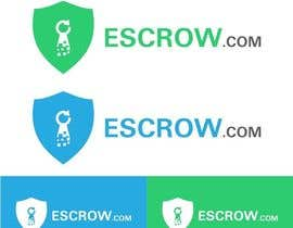 #52 for Re-imagine the pre-established escrow.com logo and update it for 2015 by prasadwcmc