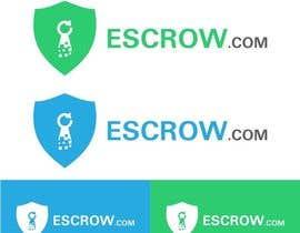 #52 for Re-imagine the pre-established escrow.com logo and update it for 2015 af prasadwcmc