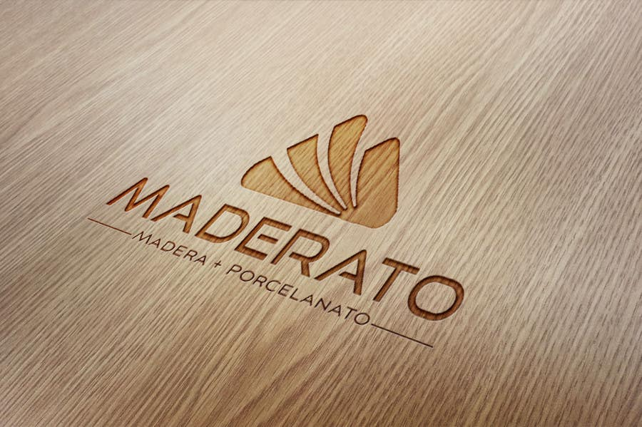 Penyertaan Peraduan #107 untuk Design a Logo for MADERATO