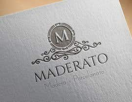 #52 untuk Design a Logo for MADERATO oleh hamiz2