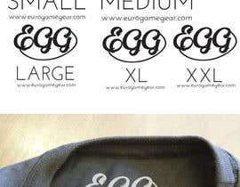 #4 untuk EGG Neck Label oleh sandrasreckovic