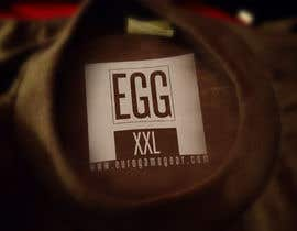 #8 for EGG Neck Label by VectorMedia