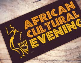 "#16 for Design a Logo for the ""African Cultural evening NY"" by rumyanamileva"