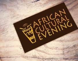 "#40 for Design a Logo for the ""African Cultural evening NY"" by rumyanamileva"
