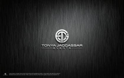 #137 cho Design a Logo for Tonya Jaggassar Events bởi ydgdesign
