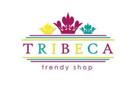 #18 cho Design a Logo for TRIBECA Trendy shop bởi jamjardesign