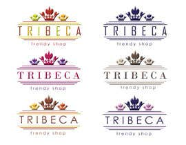 #23 cho Design a Logo for TRIBECA Trendy shop bởi jamjardesign