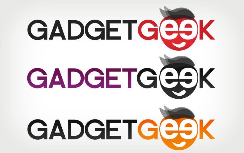 Kilpailutyö #61 kilpailussa Design a Logo for GadgetGeek
