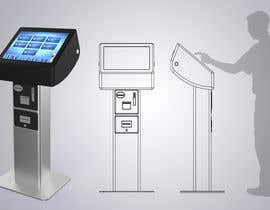 #23 for Design me a Product for Touch screen kiosk by juwin305