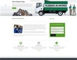 #14 cho Design a Website Mockup for a rubbish removal aggregation website bởi deep45