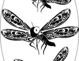 #6 para Create Print Design for etched glass decals por designart65