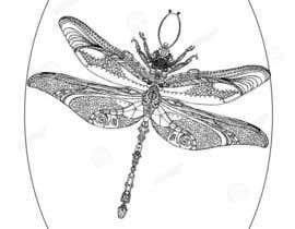 #7 para Create Print Design for etched glass decals por designart65