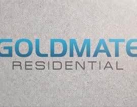 #59 for 设计徽标 for Goldmate Residential af chanmack