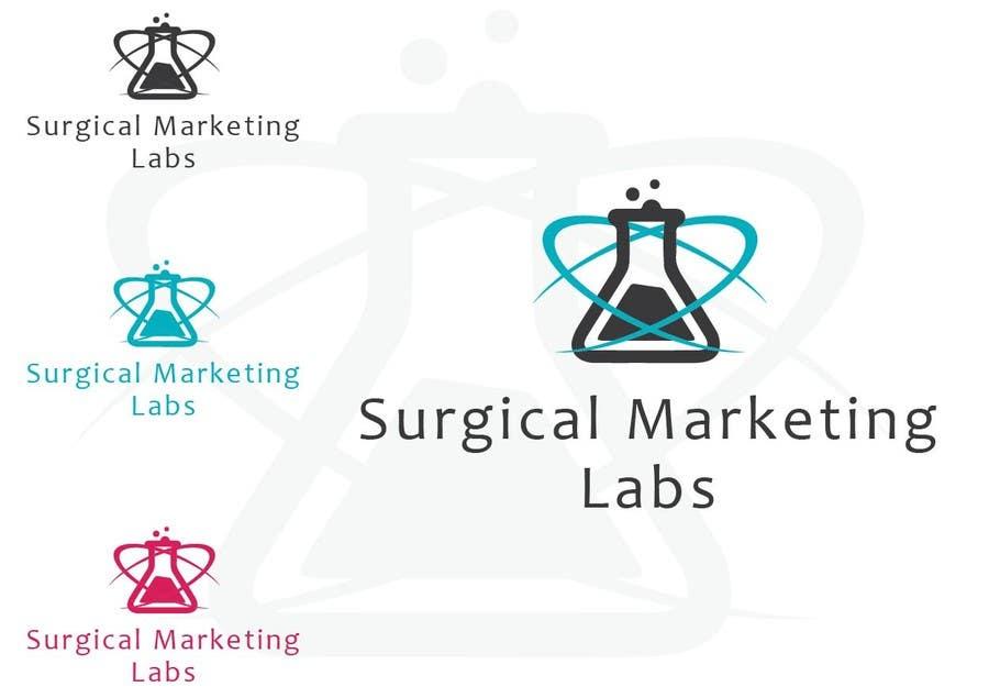 Kilpailutyö #27 kilpailussa Design a Logo for Surgical Marketing Labs
