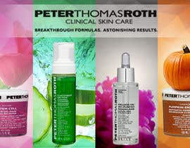 #10 for Design a Banner for Peter Thomas Roth af payalverma22