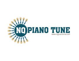 #10 para Design a Logo for NQ PIANO TUNE por sadekahmed