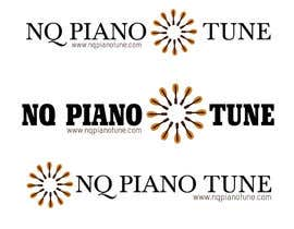#23 para Design a Logo for NQ PIANO TUNE por sadekahmed