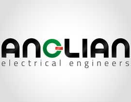 #12 untuk Design a Logo for Anglia Electrical Engineers oleh arthur2341