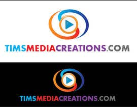 #21 para Design a Logo for Tim's Media Creations por iakabir