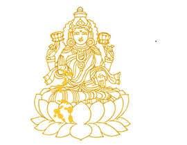 Nro 14 kilpailuun Elegant Business Logo consisting of Hindu Goddess Mahaalakshmi käyttäjältä Amtfsdy