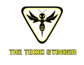 CarolusJet tarafından Design a Logo for a new Superhero - The TOXIC STINGER için no 64